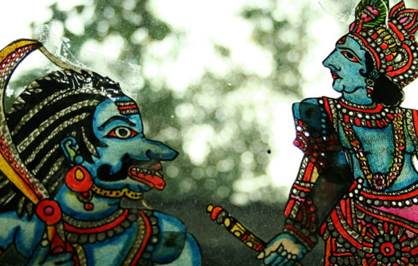 Leather puppets of Andhra Pradesh