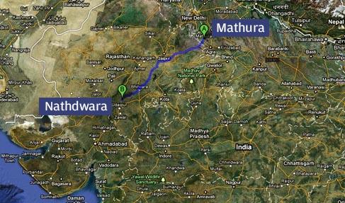 mathura-nathdwara