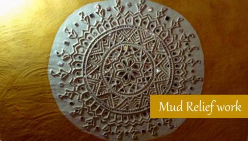mud-work