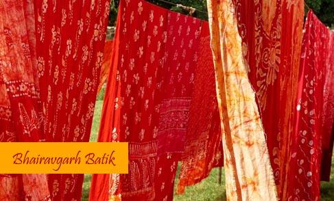 Bhairavgarh Batik