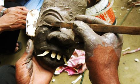 mask-making