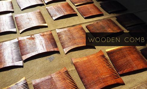 wooden-combs