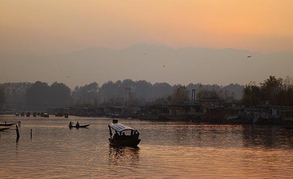 Shrinagar ~ Kashmir