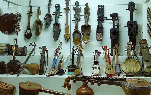 String instrument india