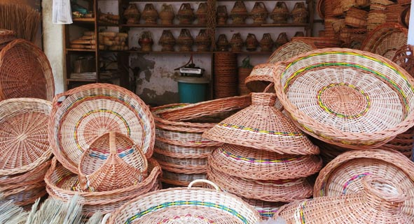 wicker willow Products~ Jammu and Kashmir