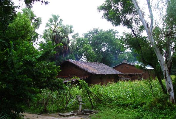 Moonsoon-in-village-india