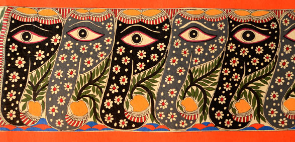 Canvas-madhunabi-painting