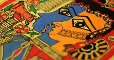 Painted whispers of Mithila