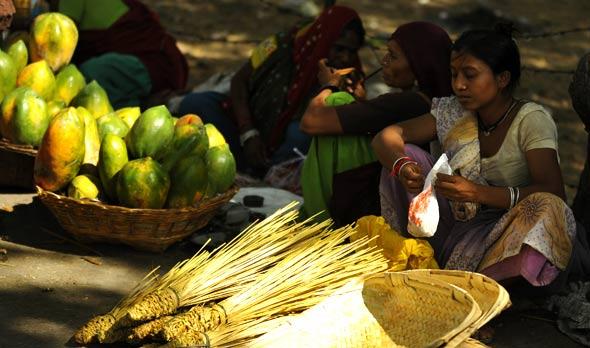 Bihar bazaar