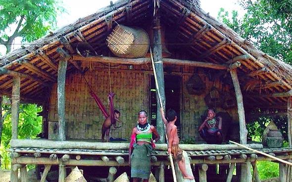 Bamboo Craft Tripura Gaatha गाथा Handicrafts
