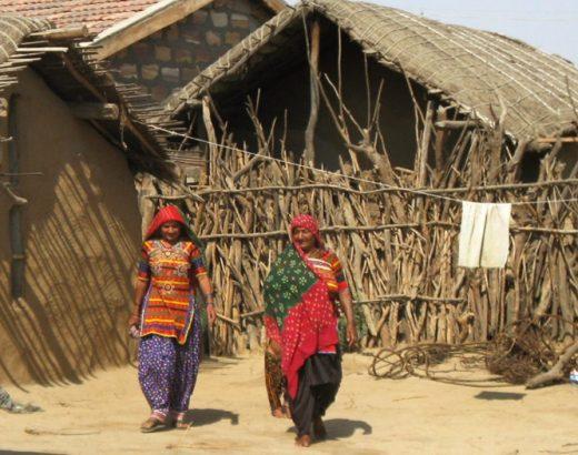 Muthwa women kutch