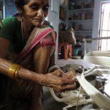 Women sari weavres Andhra pradesh