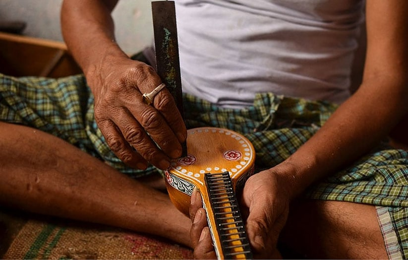Bobbili ~ a look into the culture & state of Veena today!