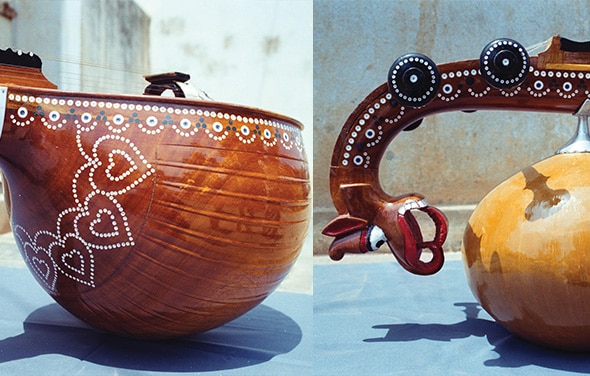 Handmade Traditional veena