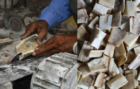 Uttar Pradesh craft - Bone carving