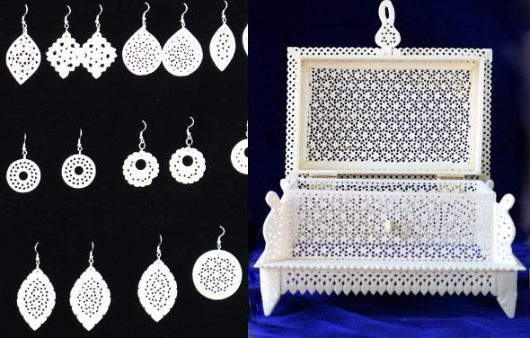 Bone carving crafts india