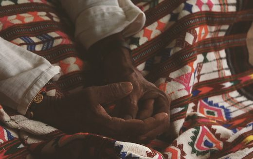 Pattu weaving Craft