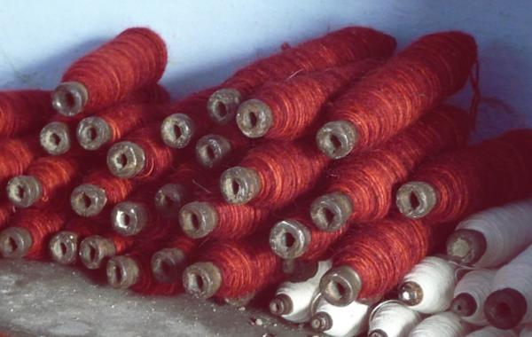 Pattu weaving Rajasthan