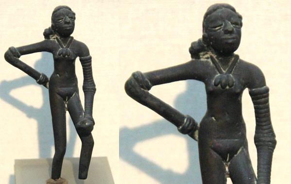 Harappa metal crafts