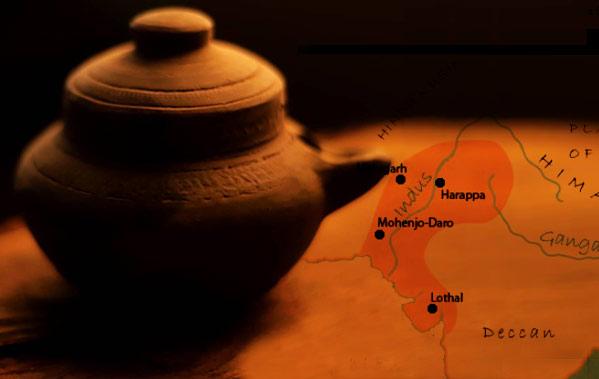 Harappa pottery