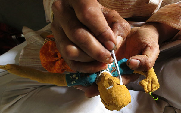 Painting dolls, Crafts of MP