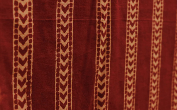 bagru red print process