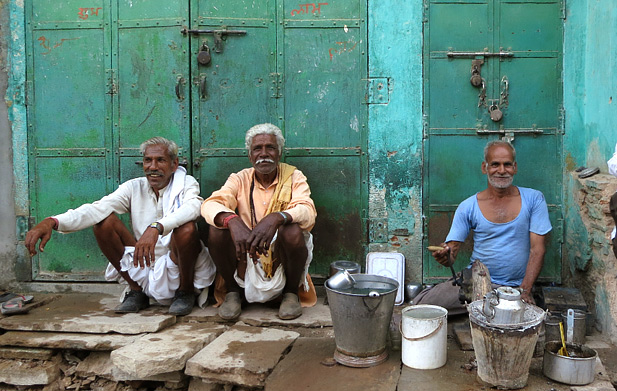 People, seopur Mashya Pradesh