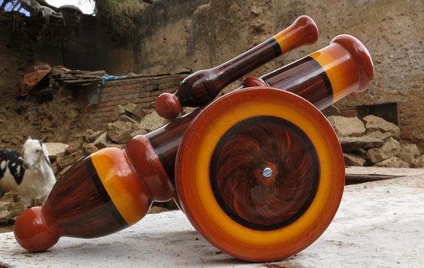 Sheopur lacquerware Craft