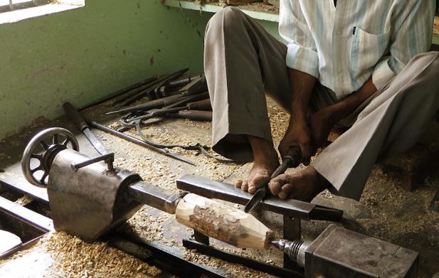 Wood turning craft MP