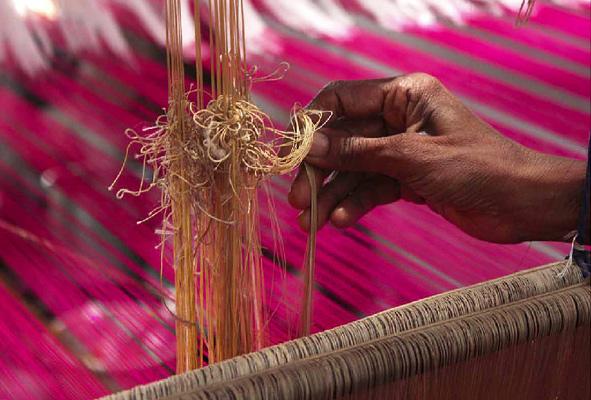 Banarak-silk-work