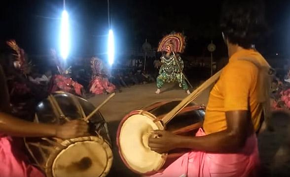 Chau-dance-music