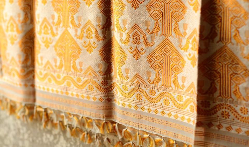 The Silk Village: Sualkuchi