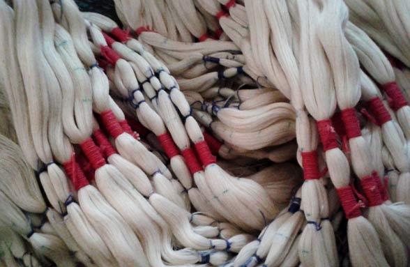 Process-bangal-cotton-weaving