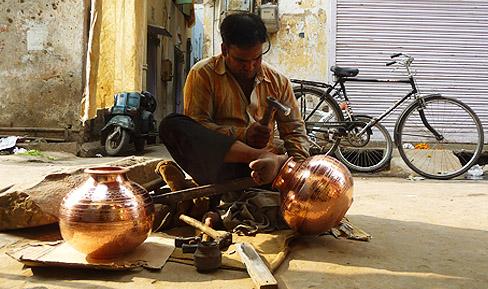 Thatero ke gali Craftsman - Jaipur