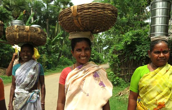 andhra-village-women
