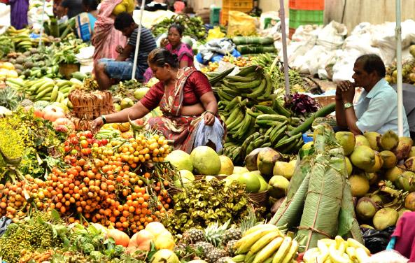 Ganesh Festivel Market, Goa