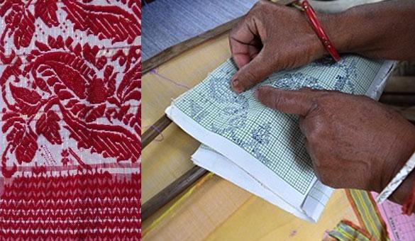 jackard-weaving-assam