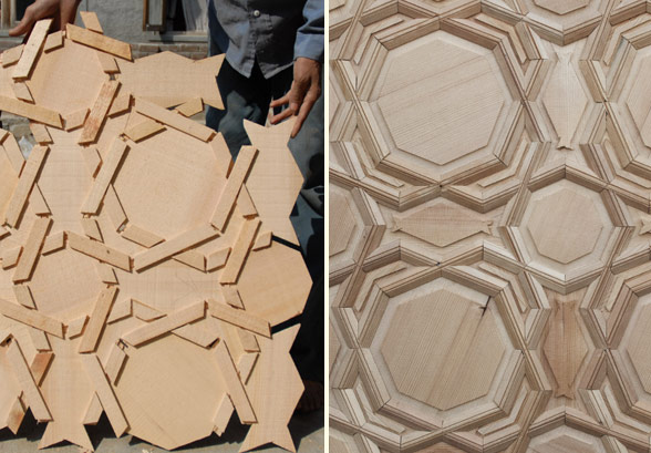 khatamband-wooden-crafts-making-process