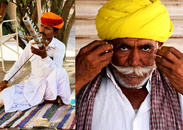 rajasthani-people-wearing-pagdi