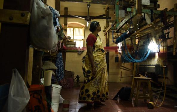 south-india-handloom-weaving
