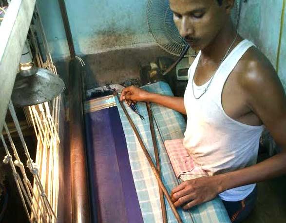 weaver-baluchari